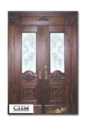 двери входные двухстворчатые каталог