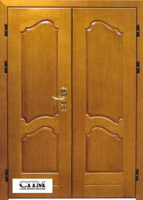 стальные двери мдф 5